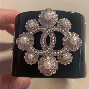 CC Chanel Cuff Bracelet
